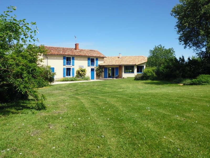 Vente maison / villa Nieuil l espoir 294000€ -  1