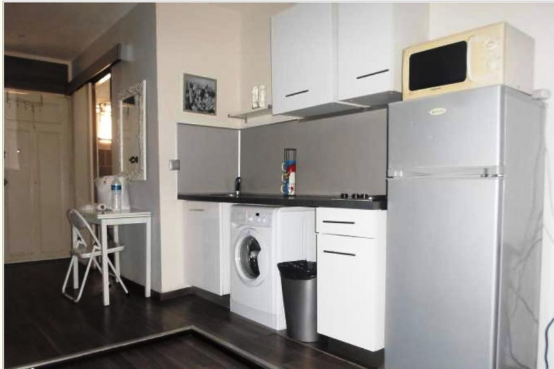 Vacation rental apartment Juan-les-pins 600€ - Picture 3