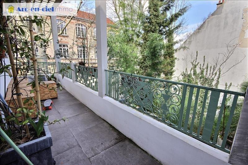 Deluxe sale apartment Paris 19ème 1099000€ - Picture 3