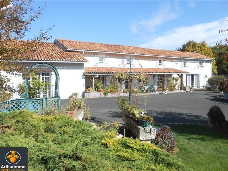 Sale house / villa Aulnay 209945€ - Picture 1