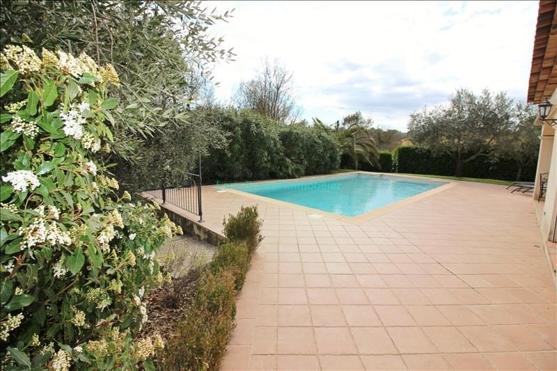 Vente de prestige maison / villa Peymeinade 697000€ - Photo 9