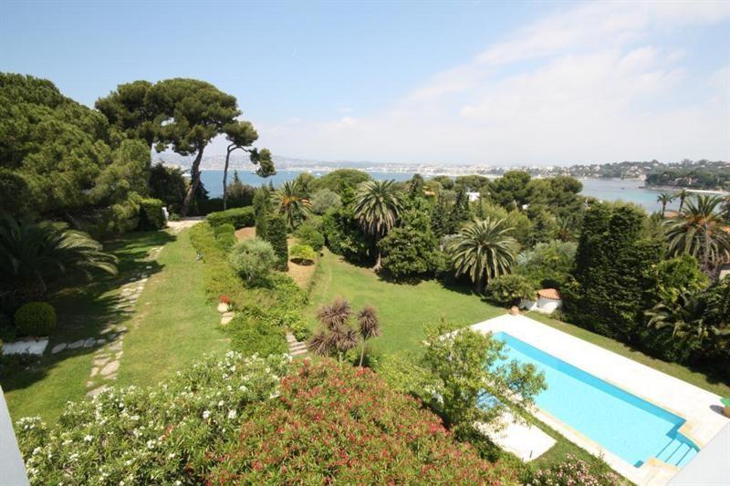 Vente de prestige maison / villa Cap d'antibes 14900000€ - Photo 1