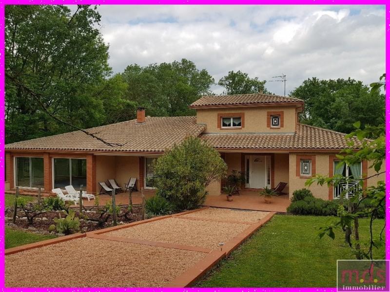 Deluxe sale house / villa Escalquens 2 pas 570000€ - Picture 1
