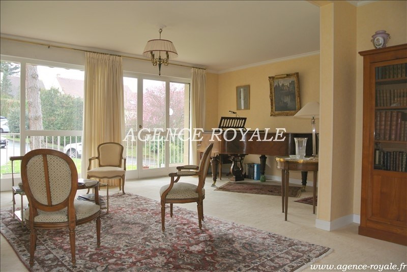Sale apartment Chambourcy 369000€ - Picture 2