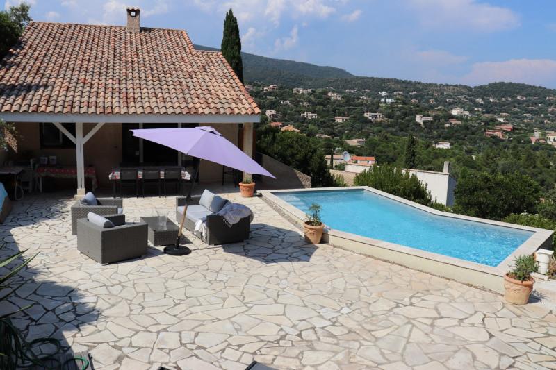 Location vacances maison / villa Cavalaire sur mer 1400€ - Photo 1