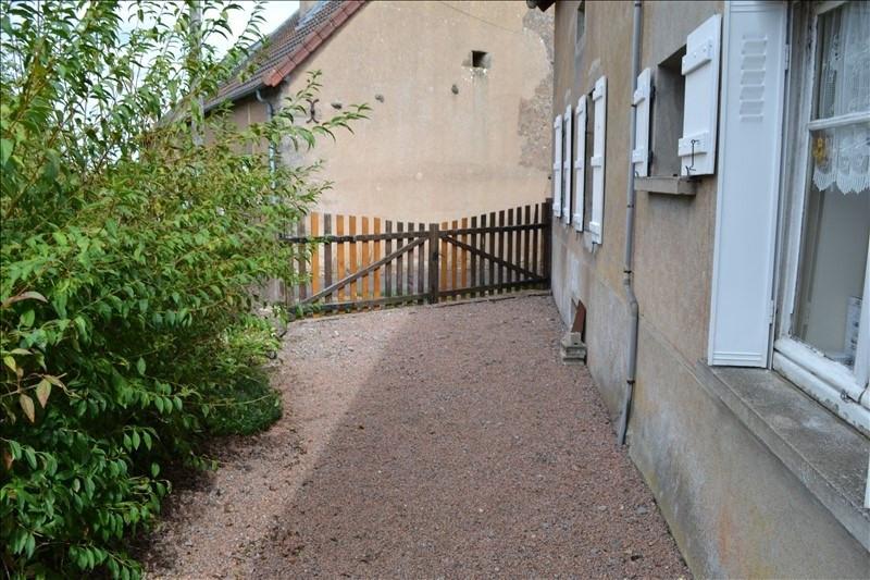 Sale house / villa Brazey en morvan 69000€ - Picture 7