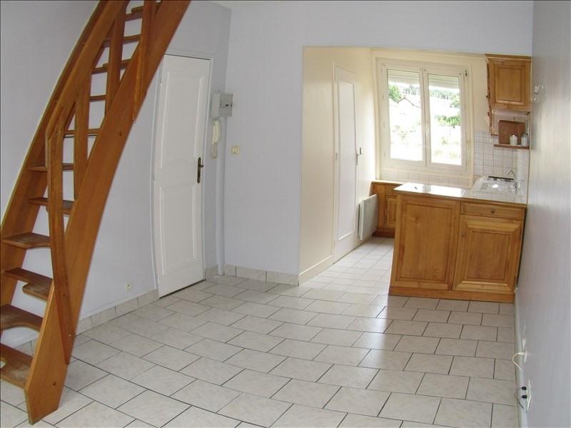 Vente appartement Bonnieres sur seine 90000€ - Photo 1