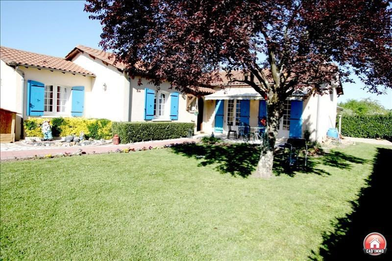 Vente maison / villa Bergerac 192000€ - Photo 1