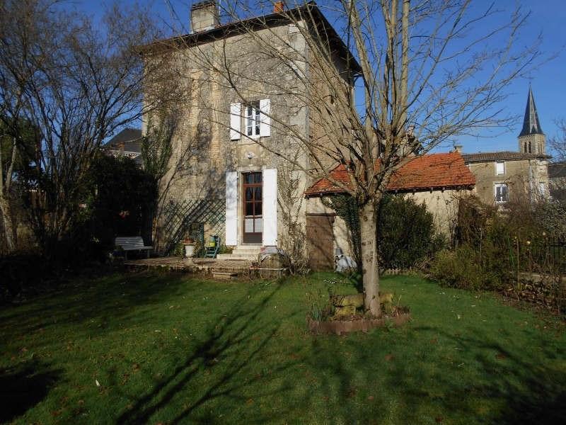 Vente maison / villa Cherveux 148000€ - Photo 9
