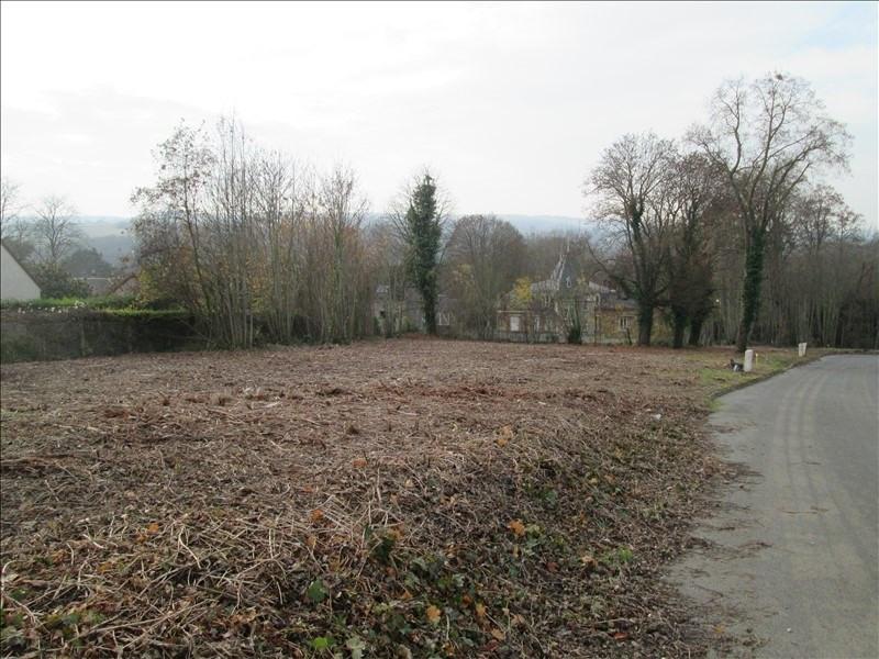 Vente terrain Gaillon sur montcient 140000€ - Photo 4