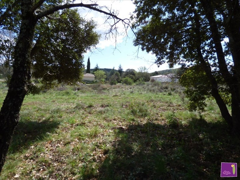 Vendita terreno Vallon pont d arc 65000€ - Fotografia 6