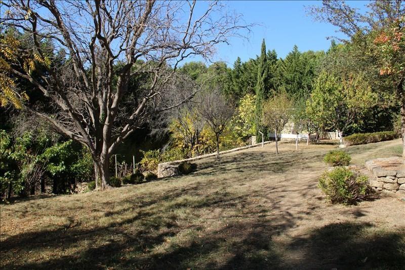Vente terrain St marc jaumegarde 630000€ - Photo 1