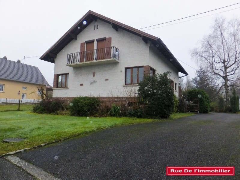 Sale house / villa Reichshoffen 213000€ - Picture 2