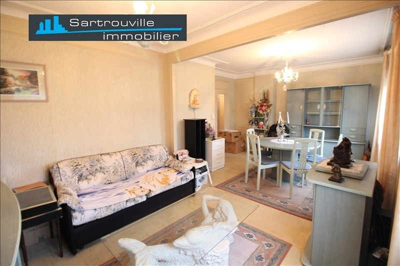 Revenda apartamento Sartrouville 168000€ - Fotografia 1