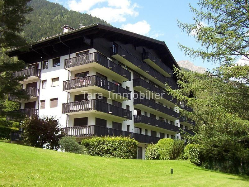 Sale apartment Chamonix mont blanc 133 000€ - Picture 1
