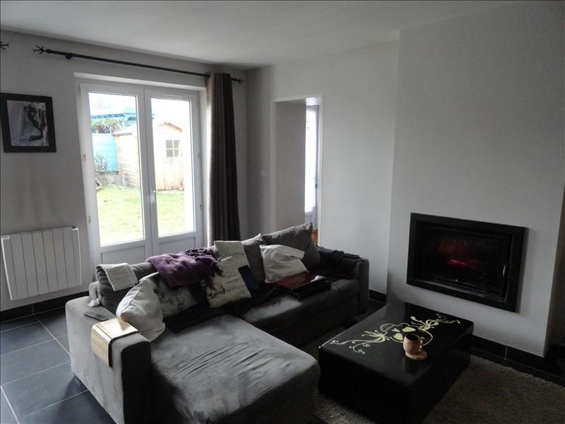 Sale house / villa Getigne 161900€ - Picture 5