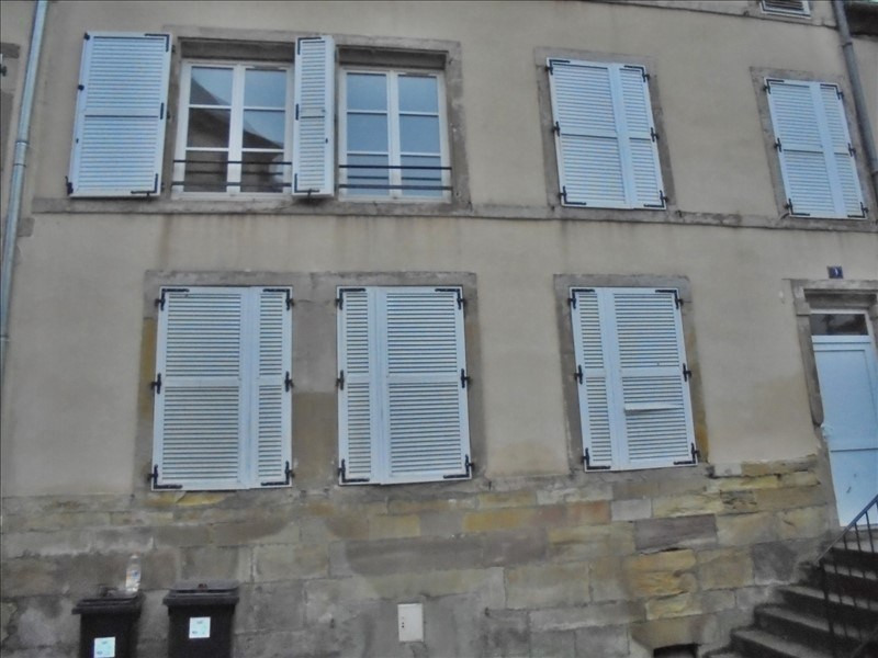 Investment property building Badonviller 59000€ - Picture 1