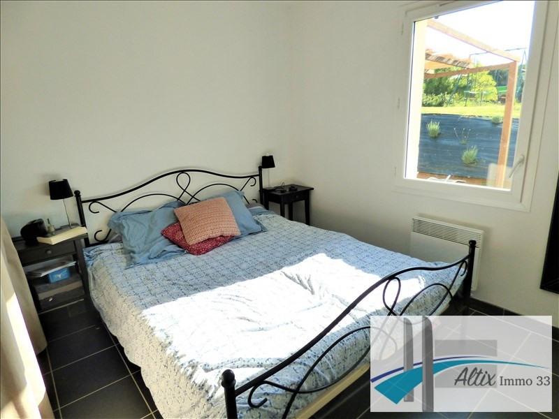 Vente maison / villa Petit palais et cornemps 138000€ - Photo 3
