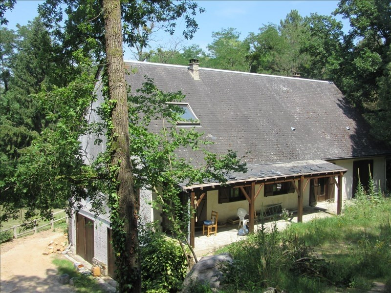 Vente maison / villa Janville sur juine 272000€ - Photo 1