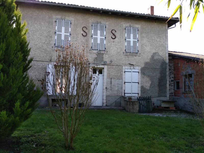Vente maison / villa Saillat sur vienne 59000€ - Photo 1