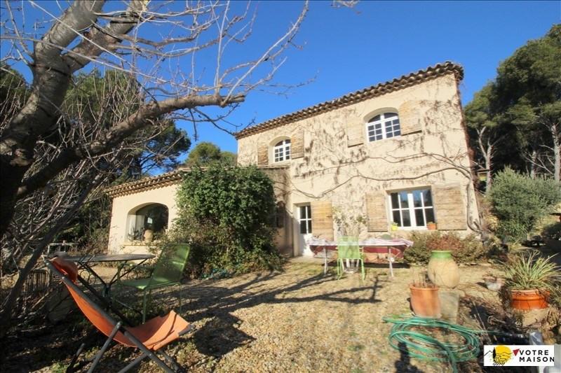 Deluxe sale house / villa Pelissanne 646000€ - Picture 5