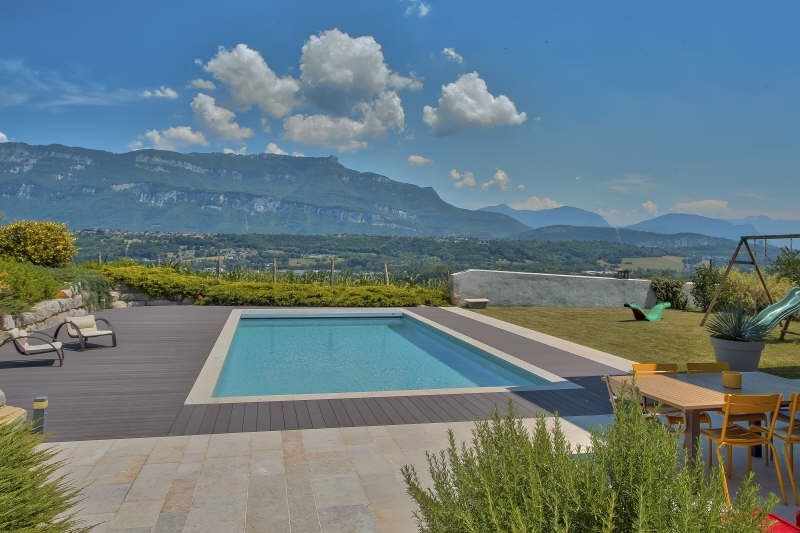 Vente de prestige maison / villa La motte servolex 895000€ - Photo 6