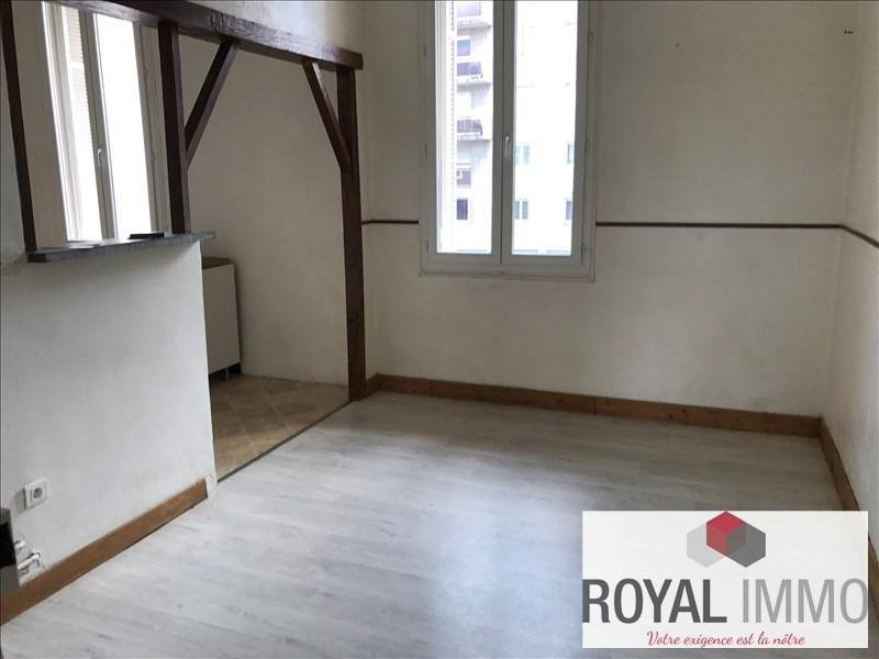 Rental apartment Toulon 500€ CC - Picture 1
