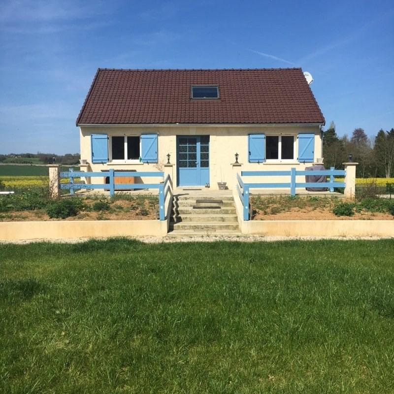 Sale house / villa Hermeray 295000€ - Picture 1