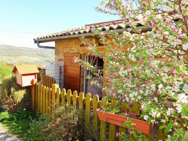 Investment property house / villa Le bois-d'oingt 245000€ - Picture 1