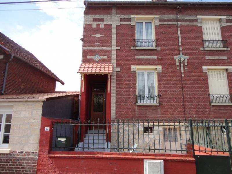 Vente maison / villa Nogent sur oise 128000€ - Photo 1