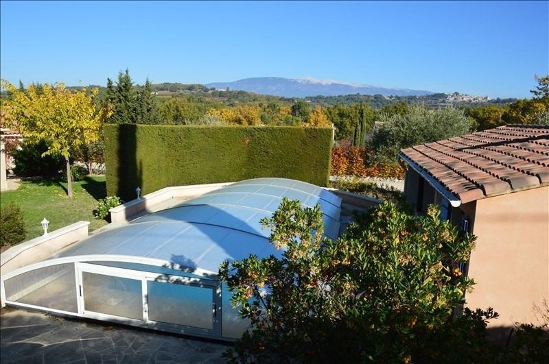 Sale house / villa Malemort du comtat 445000€ - Picture 6