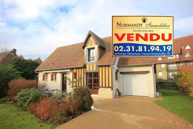 Sale house / villa Villers sur mer 315000€ - Picture 1