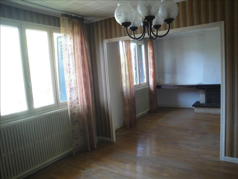 Revenda casa Dampierre les bois 118000€ - Fotografia 6
