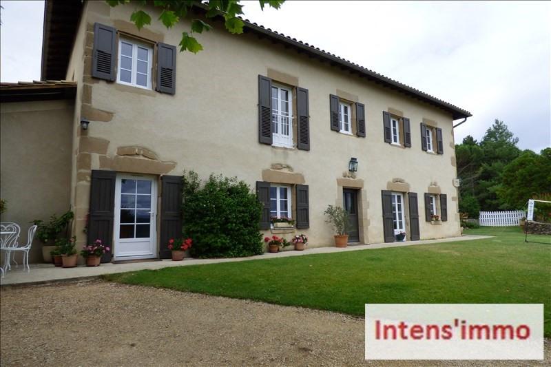 Vente de prestige maison / villa St donat sur l herbasse 549000€ - Photo 1