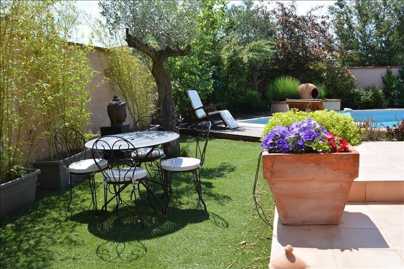 Vente maison / villa Saint jean pla de corts 550000€ - Photo 10