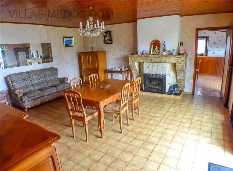 Vente maison / villa Jau dignac et loirac 159800€ - Photo 3