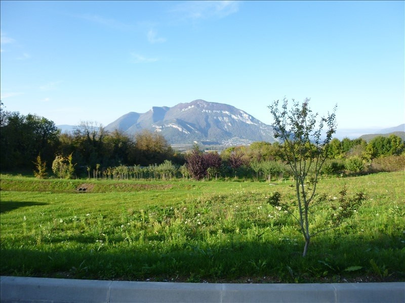 Vente terrain Chanaz 108 000€ - Photo 1