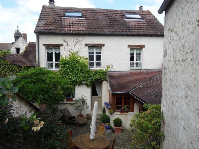 Vente maison / villa Orgeval 525000€ - Photo 1