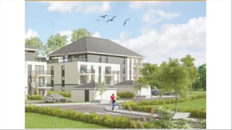Produit d'investissement appartement Chevigny st sauveur 89000€ - Photo 2