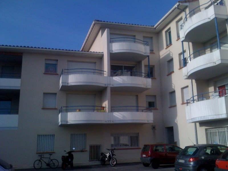 Rental apartment Cugnaux 485€ CC - Picture 1