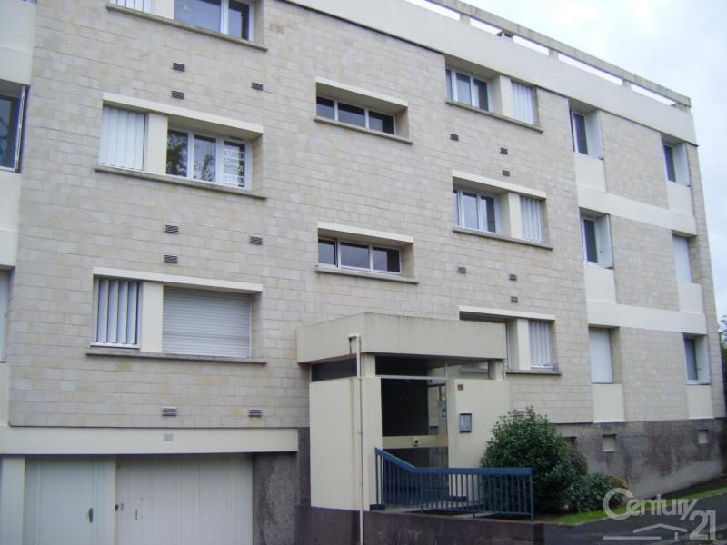 Locação apartamento Caen 680€ CC - Fotografia 1