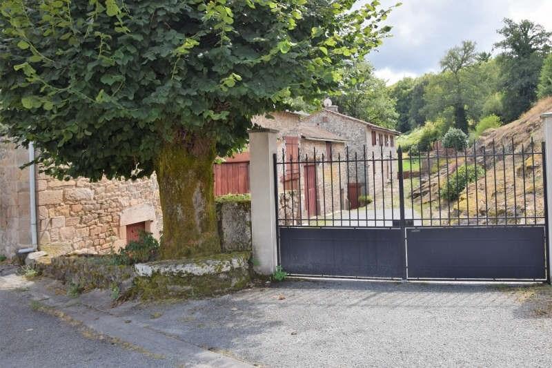 Vente maison / villa Bessines sur gartempe 232000€ - Photo 1