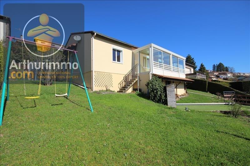 Sale house / villa Fontanes 208000€ - Picture 1