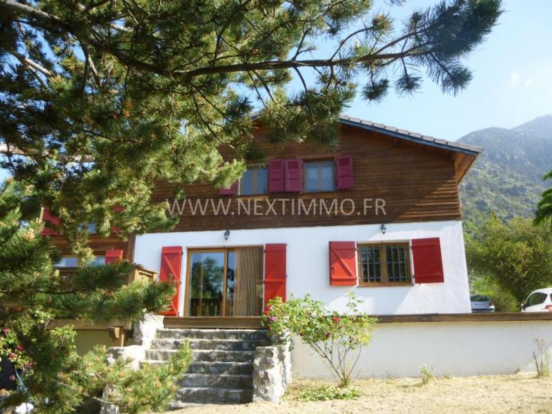 Sale house / villa Belvédère 420000€ - Picture 2