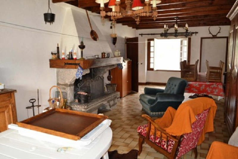 Vente maison / villa Blanot 70000€ - Photo 4
