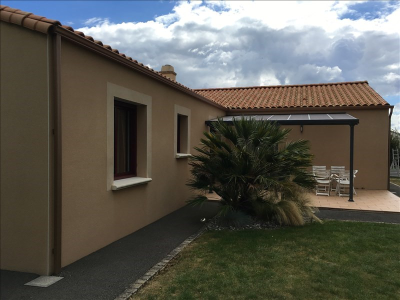 Vente de prestige maison / villa Lucon 345575€ - Photo 1