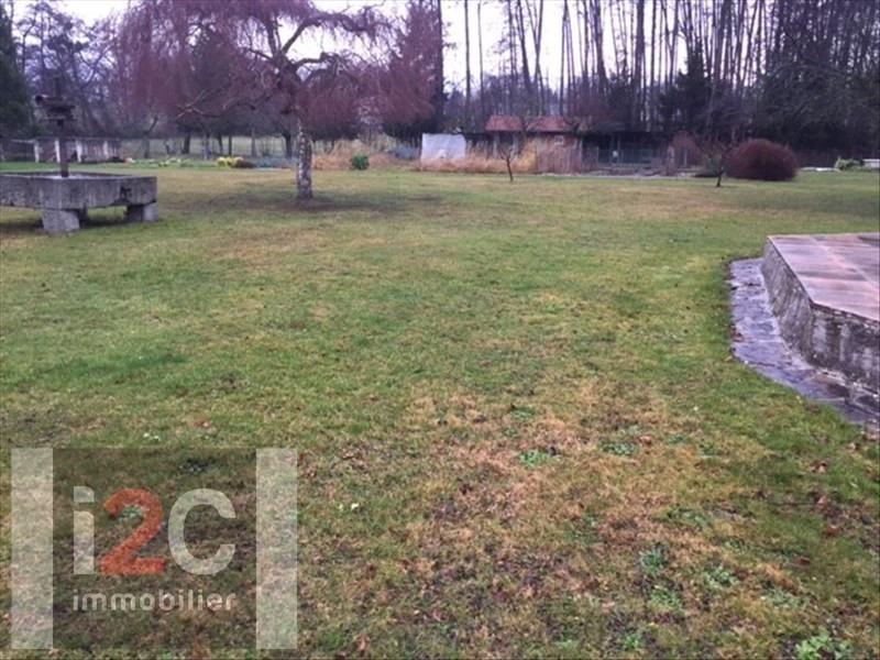 Vente terrain Prevessin-moens 599000€ - Photo 1