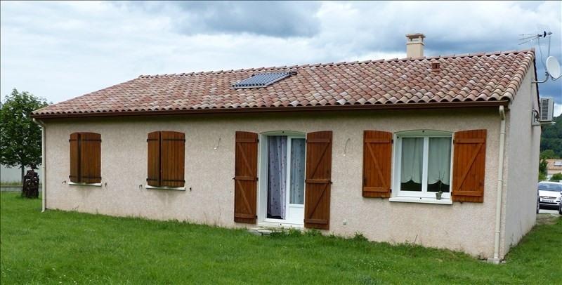 Vente maison / villa Proche aussillon 147000€ - Photo 1