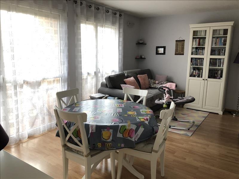 Sale apartment Quincy sous senart 155000€ - Picture 2