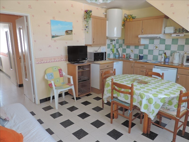 Vente appartement Fort mahon plage 122900€ - Photo 3